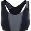 The North Face Motivation Tech Sport Bra Ladies TNF Black/TNF Dark Grey Heather